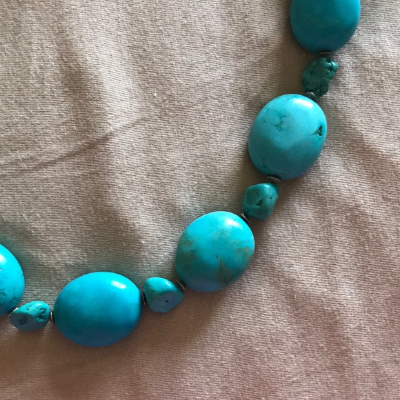 Jewelry - Turquoise Beaut Necklace